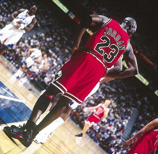 Michael Jordan's Last Shot* - StockX News