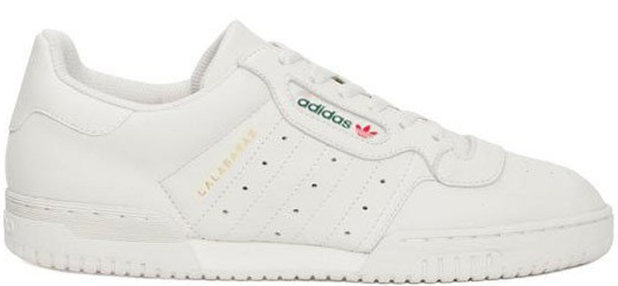 adidas calabasas powerphase white cheap