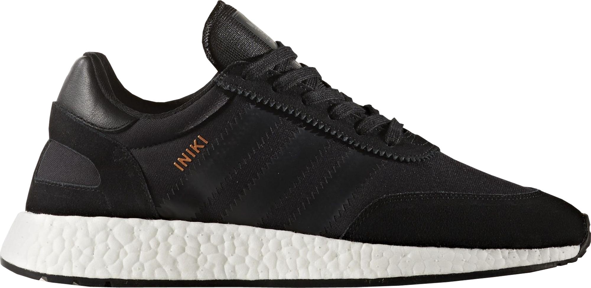 Adidas Iniki Runner Core Black White - StockX News