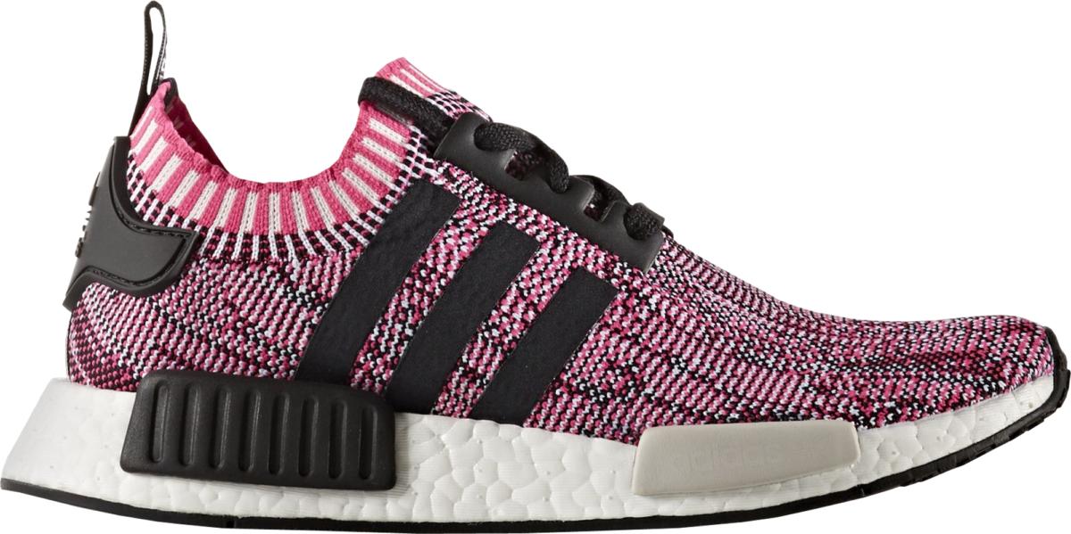 Adidas Nmd R1 Primeknit Pink Rose W Stockx News