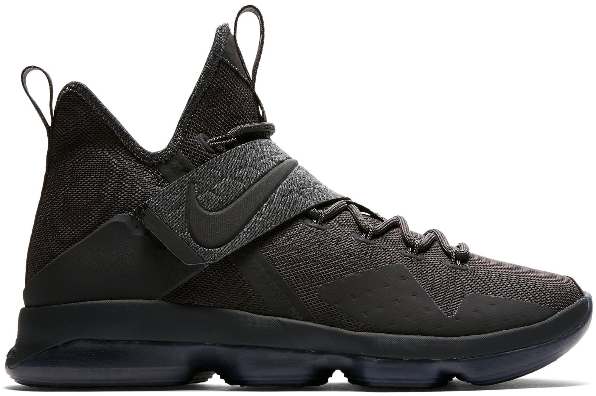 Nike LeBron 14 Anthracite - StockX News
