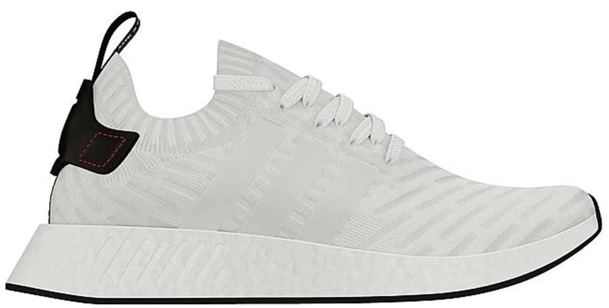 Adidas Nmd R2 White Black Stockx News