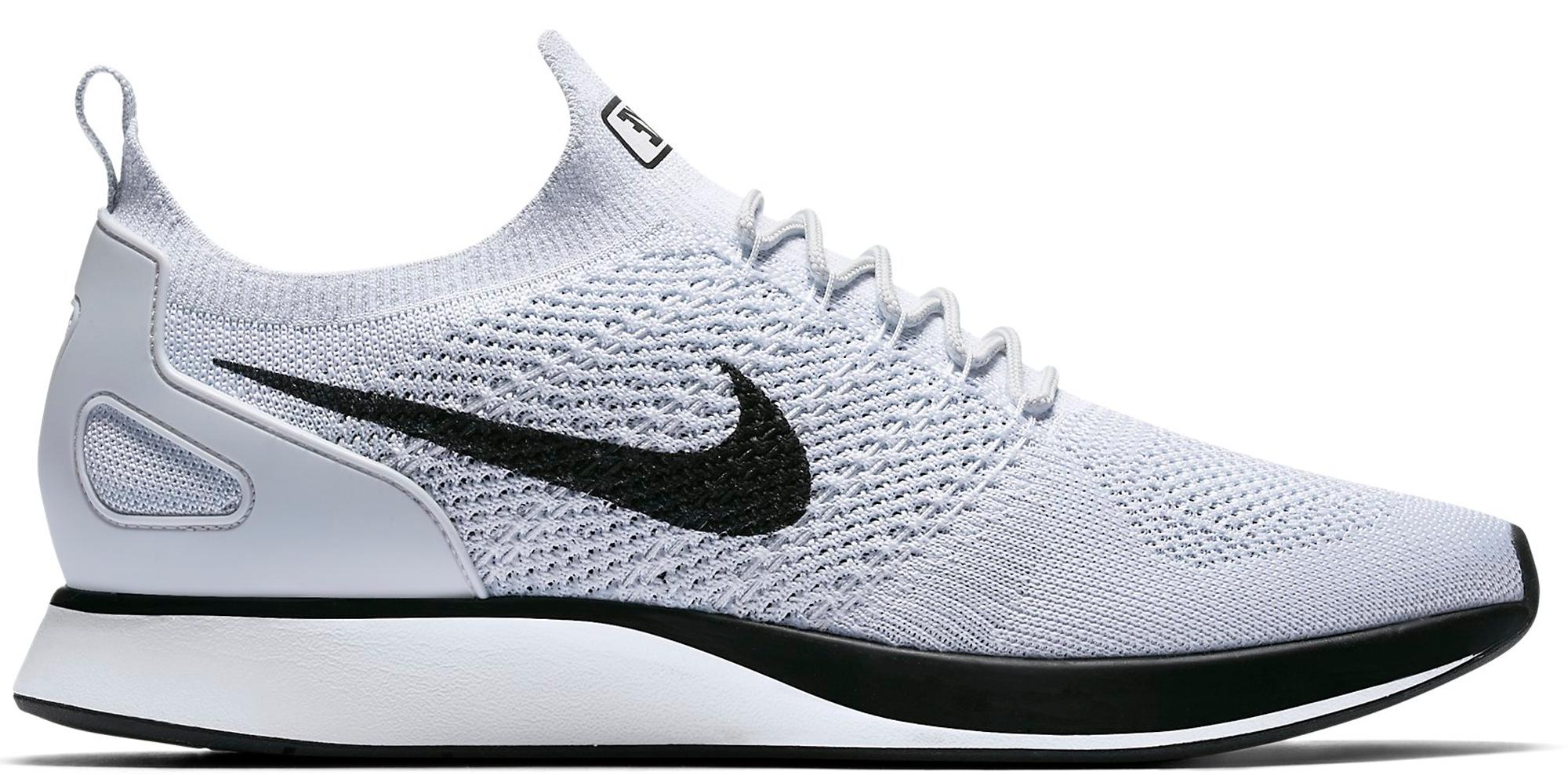 grosor Acerca de la configuración ayudar  Nike Air Zoom Mariah Flyknit Racer Premium Pure Platinum - StockX News