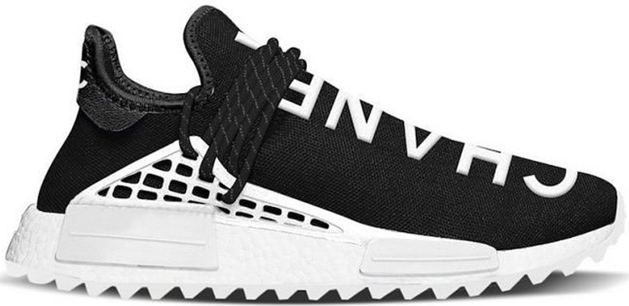 adidas Human Race NMD Black White