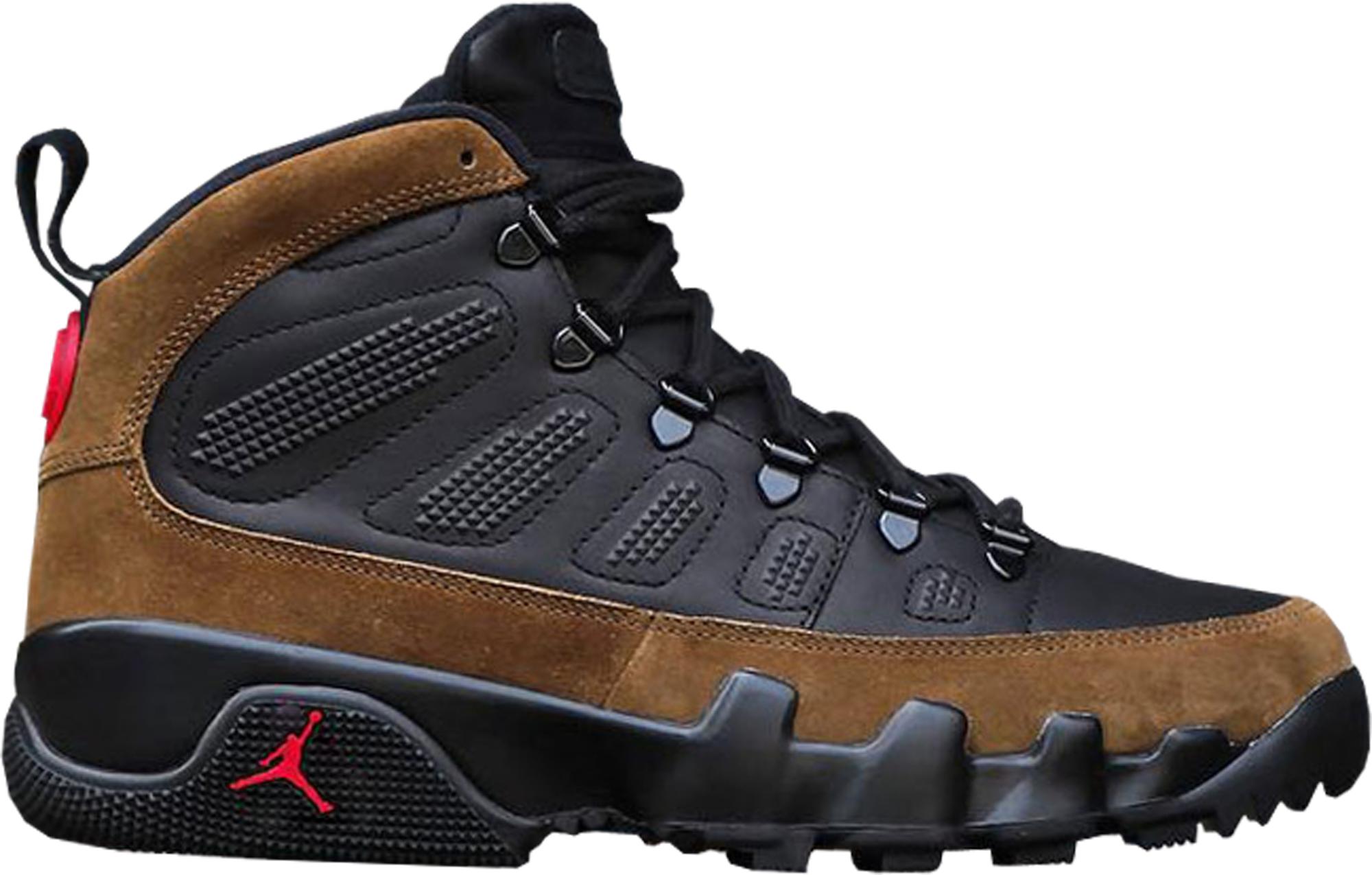Air Jordan 9 Retro Boot Olive - StockX News