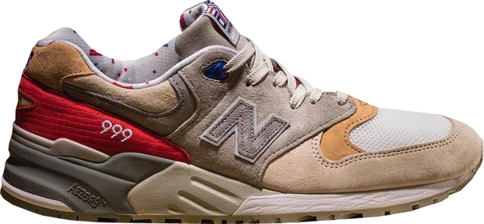 Concepts x New Balance 999 Hyannis Red