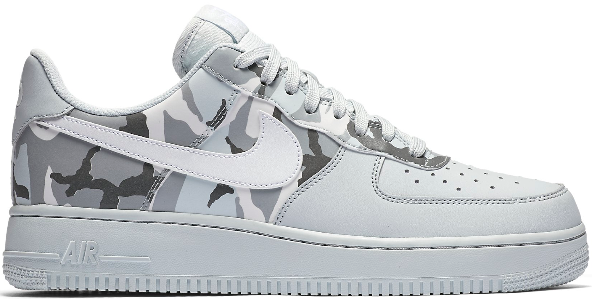 Nike Air Force 1 Winter Camo - StockX News