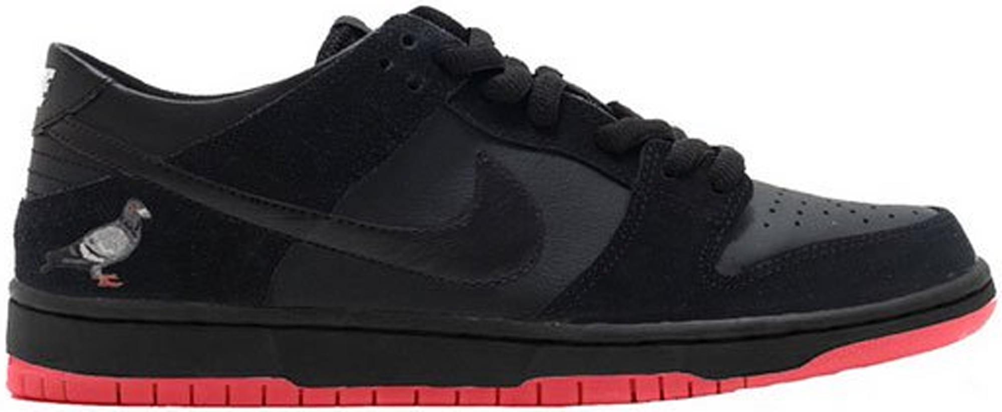 Jeff Staple x Nike SB Dunk Low Black