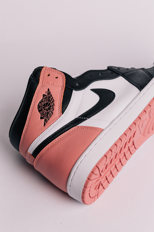 retro 1 rust pink
