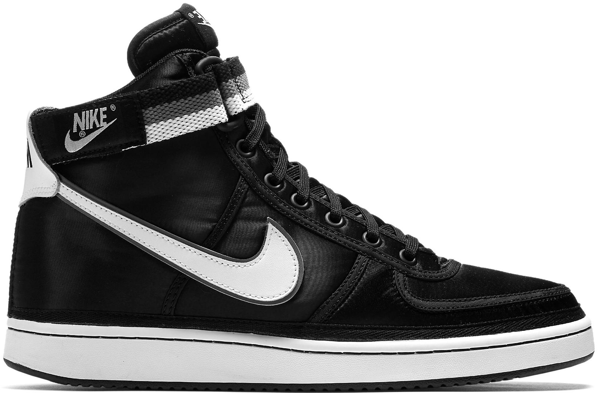 Nike Vandal High Supreme Black White