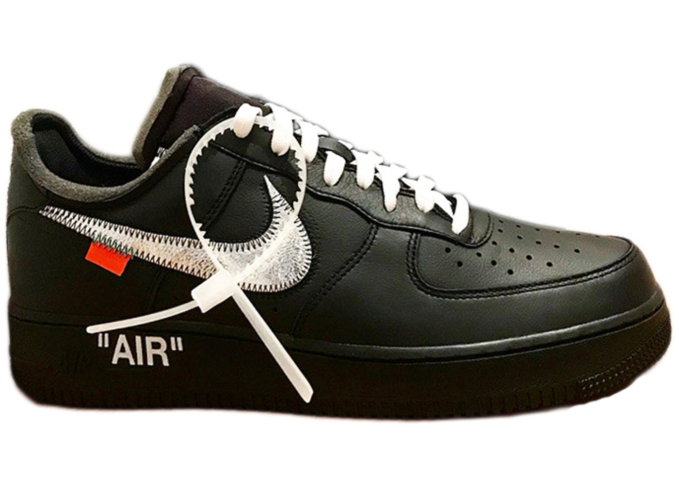 Off-White x MoMA x Nike Air Force 1 Low