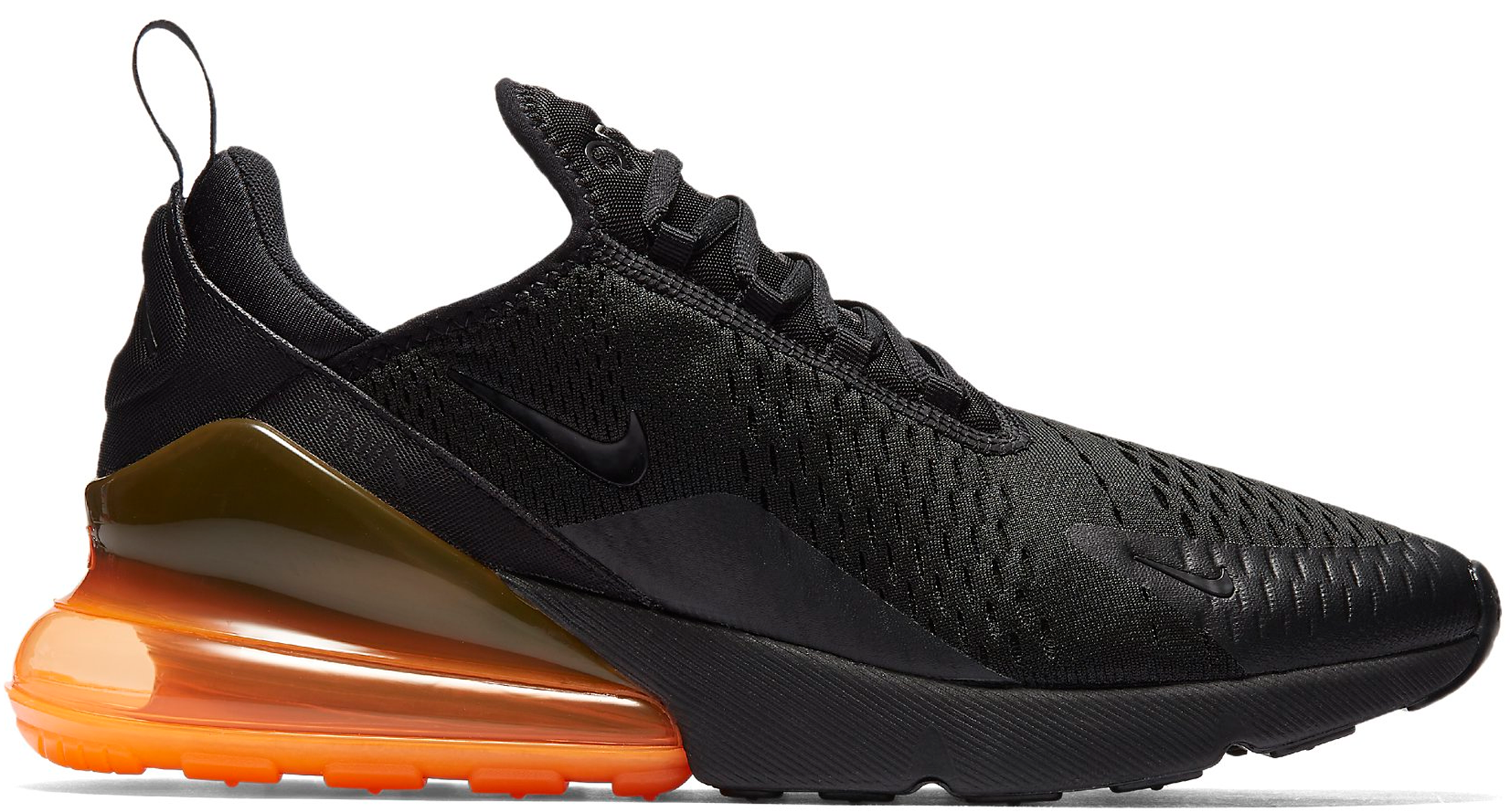 Nike Air Max 270 Black Total Orange - StockX News