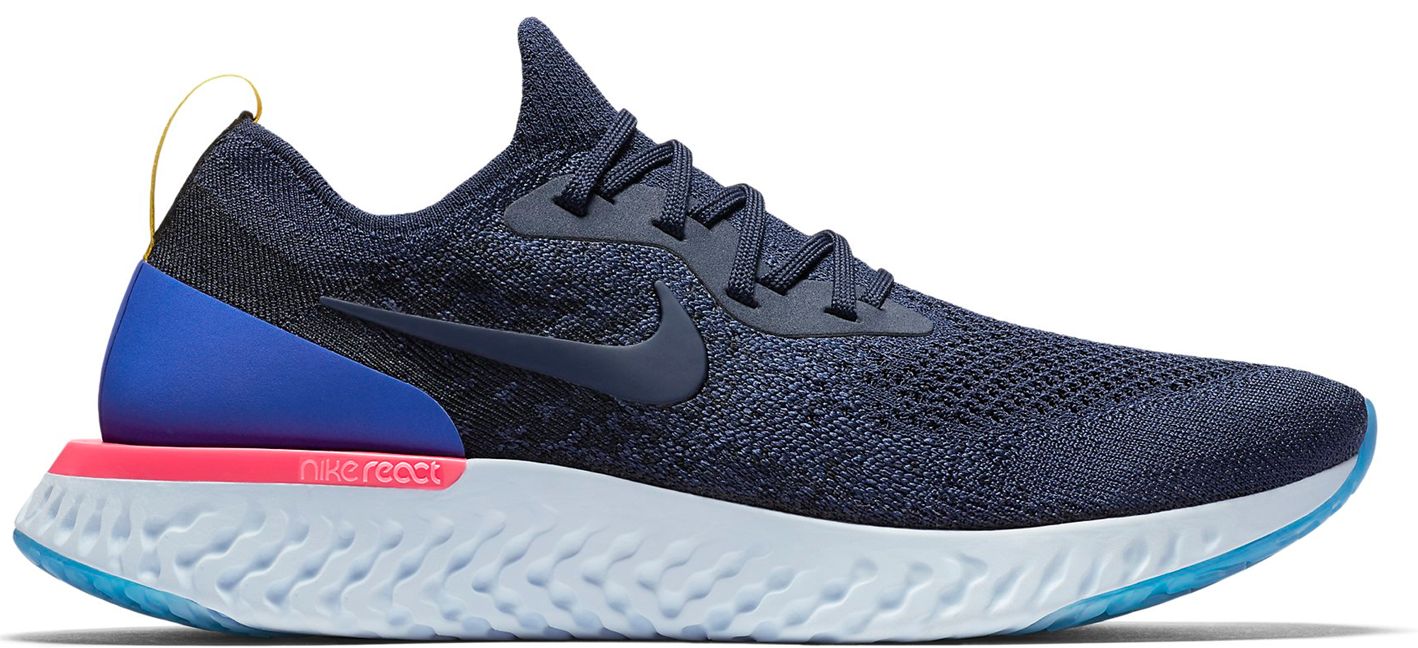 Nike Epic React Flyknit College Navy