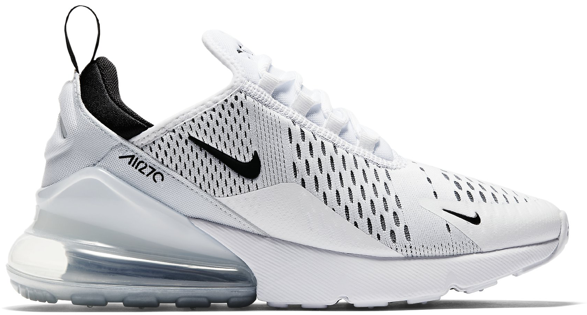 Women S Nike Air Max 270 White Black