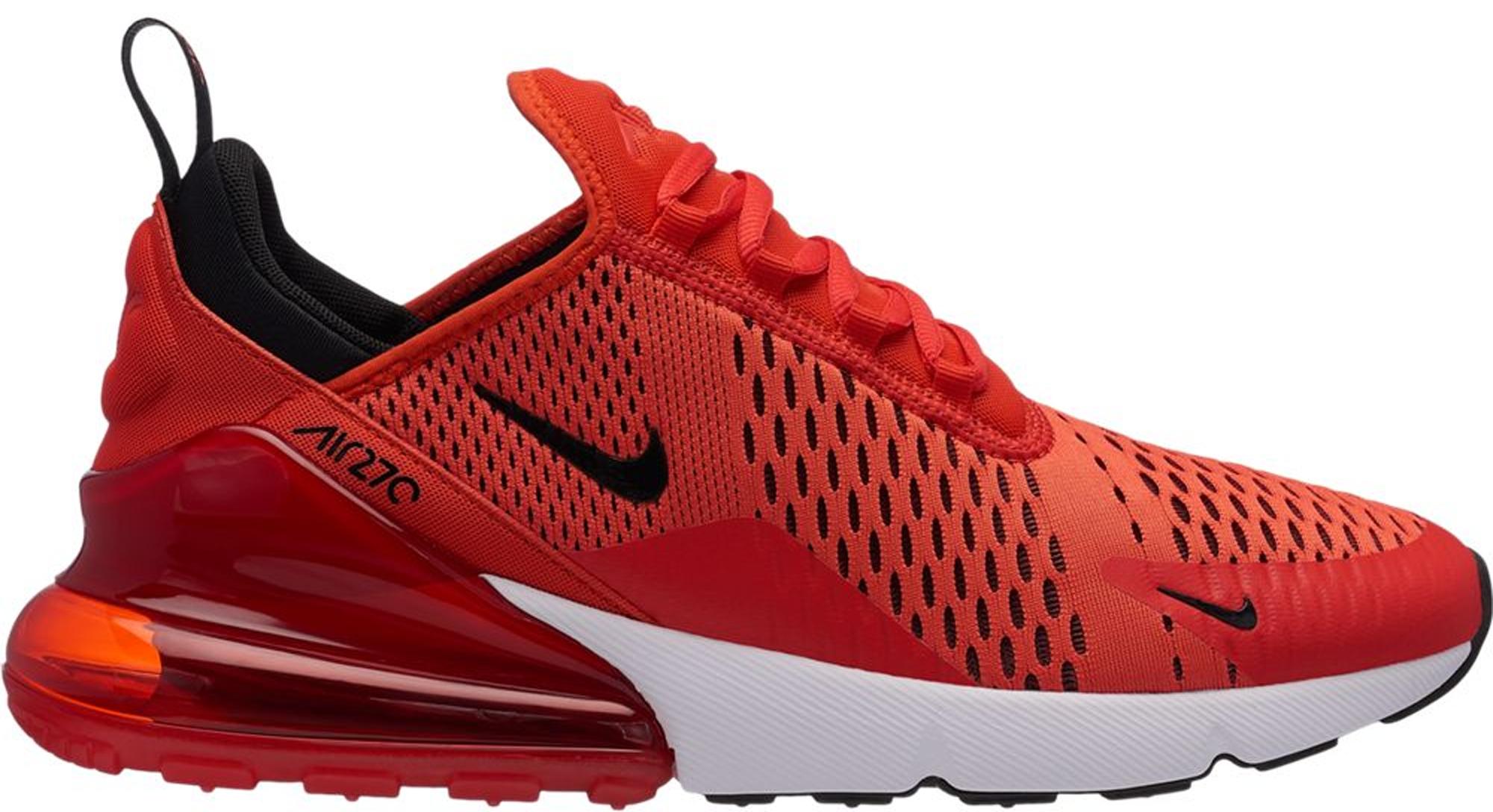 Nike Air Max 270 Habanero Red