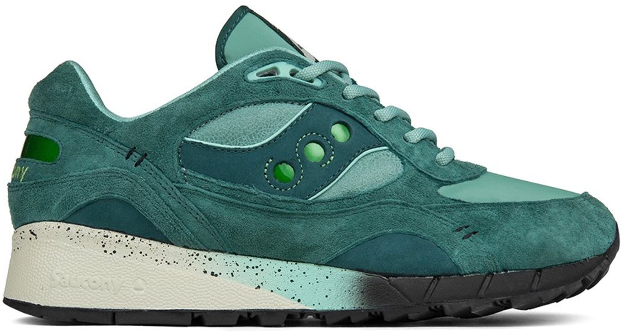 Feature Saucony Shadow 6000 Living Fossil