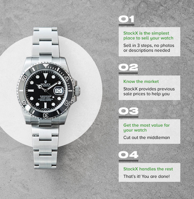 Sell Luxury Watches From Top Brands