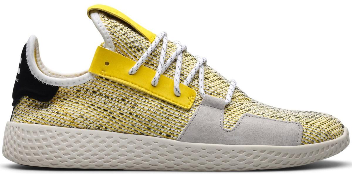 Pharrell Williams adidas SOLARHU Tennis