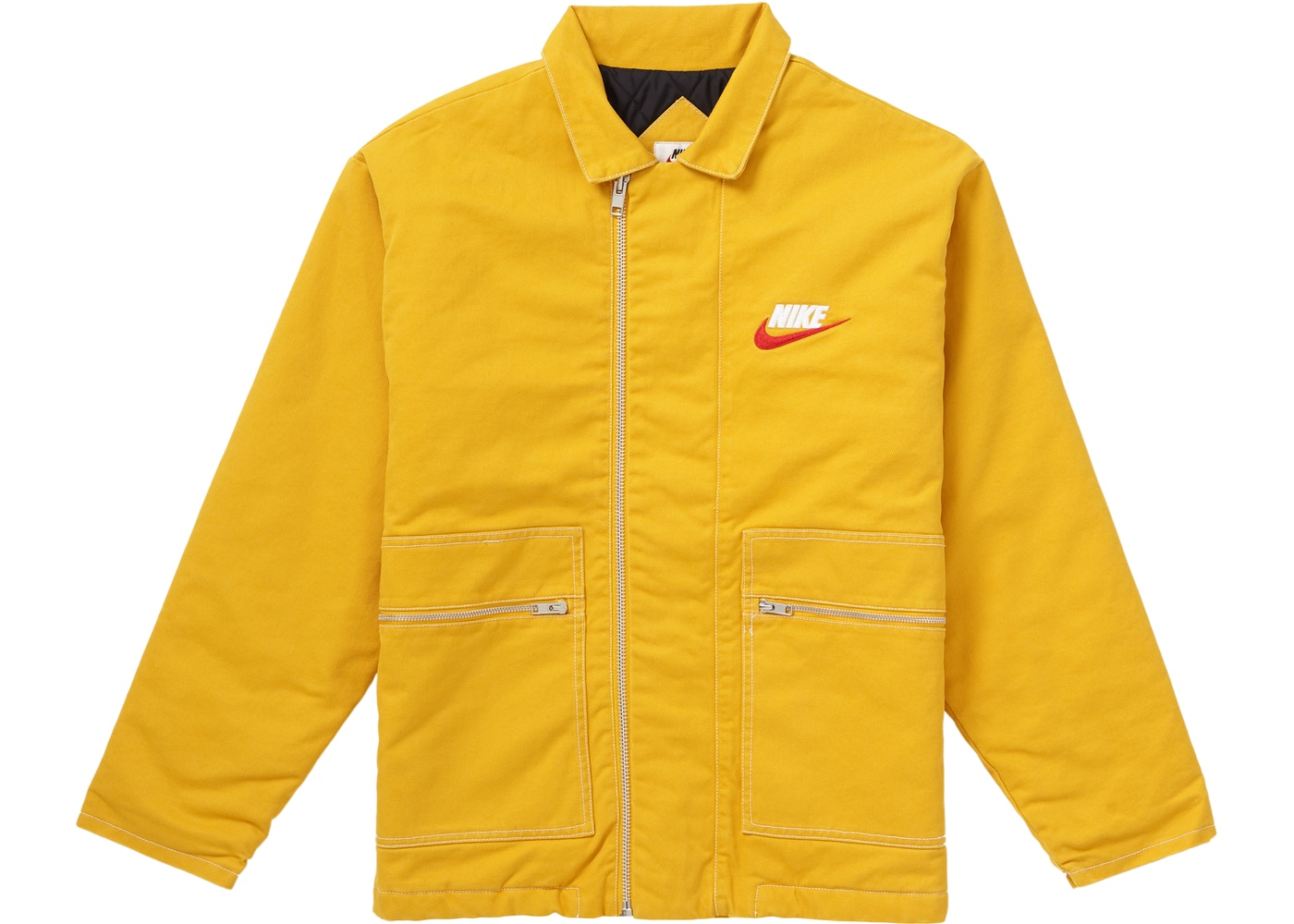 Supreme Nike Double Zip Quilted Work