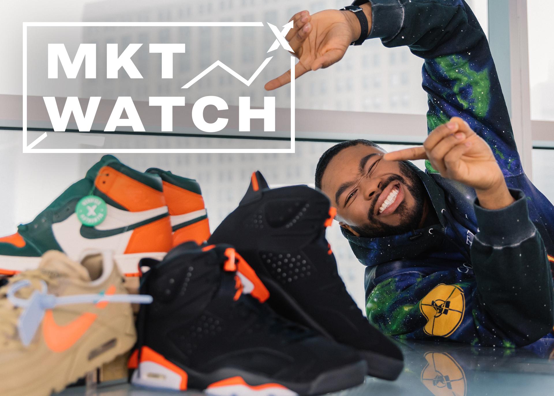 StockX MKT Watch: Travis Scott Shocks