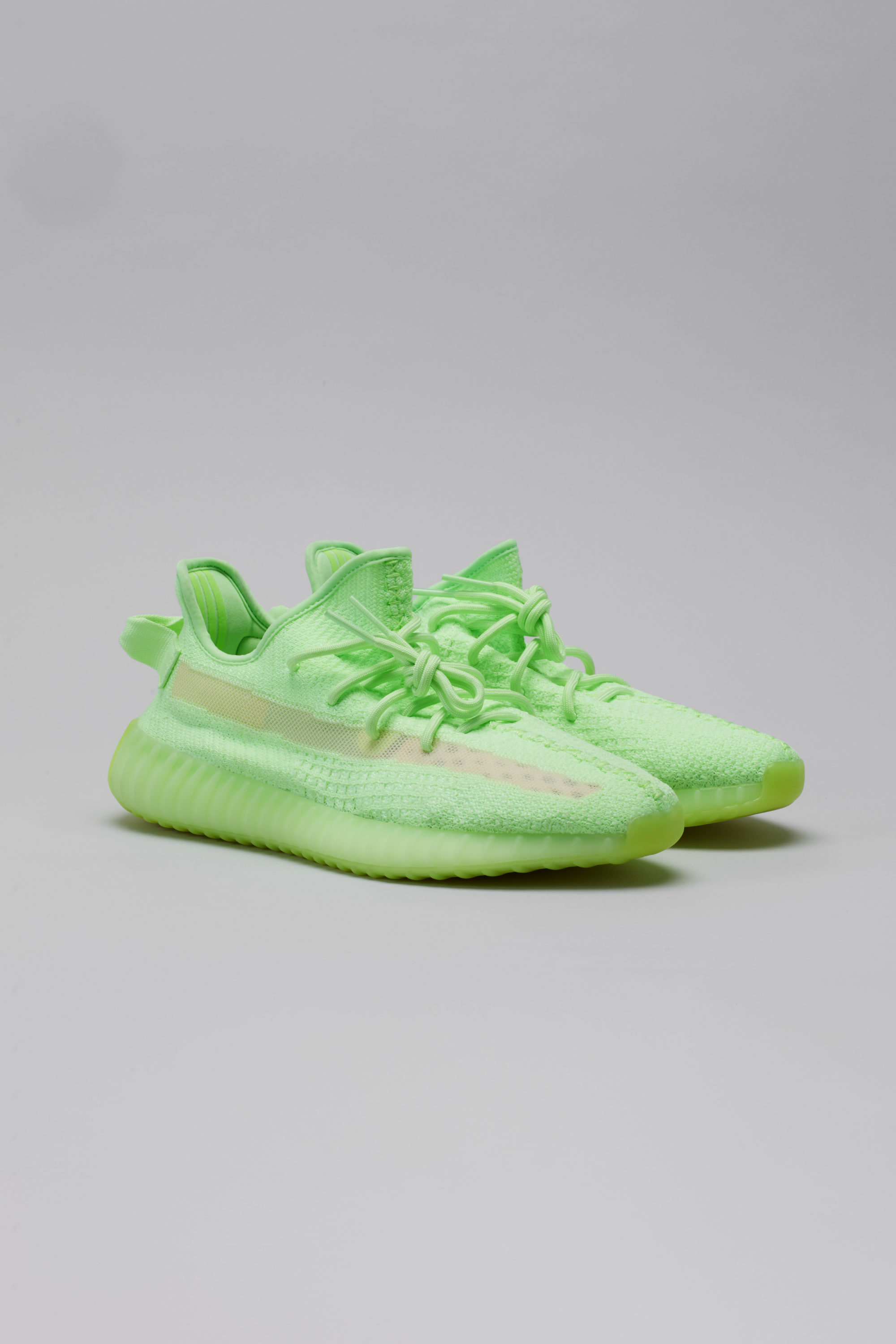 Yeezy Boost 350 Glow - By The Numbers
