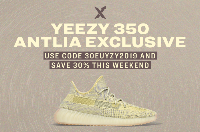Cop the New Yeezy Boost Antlia for 30
