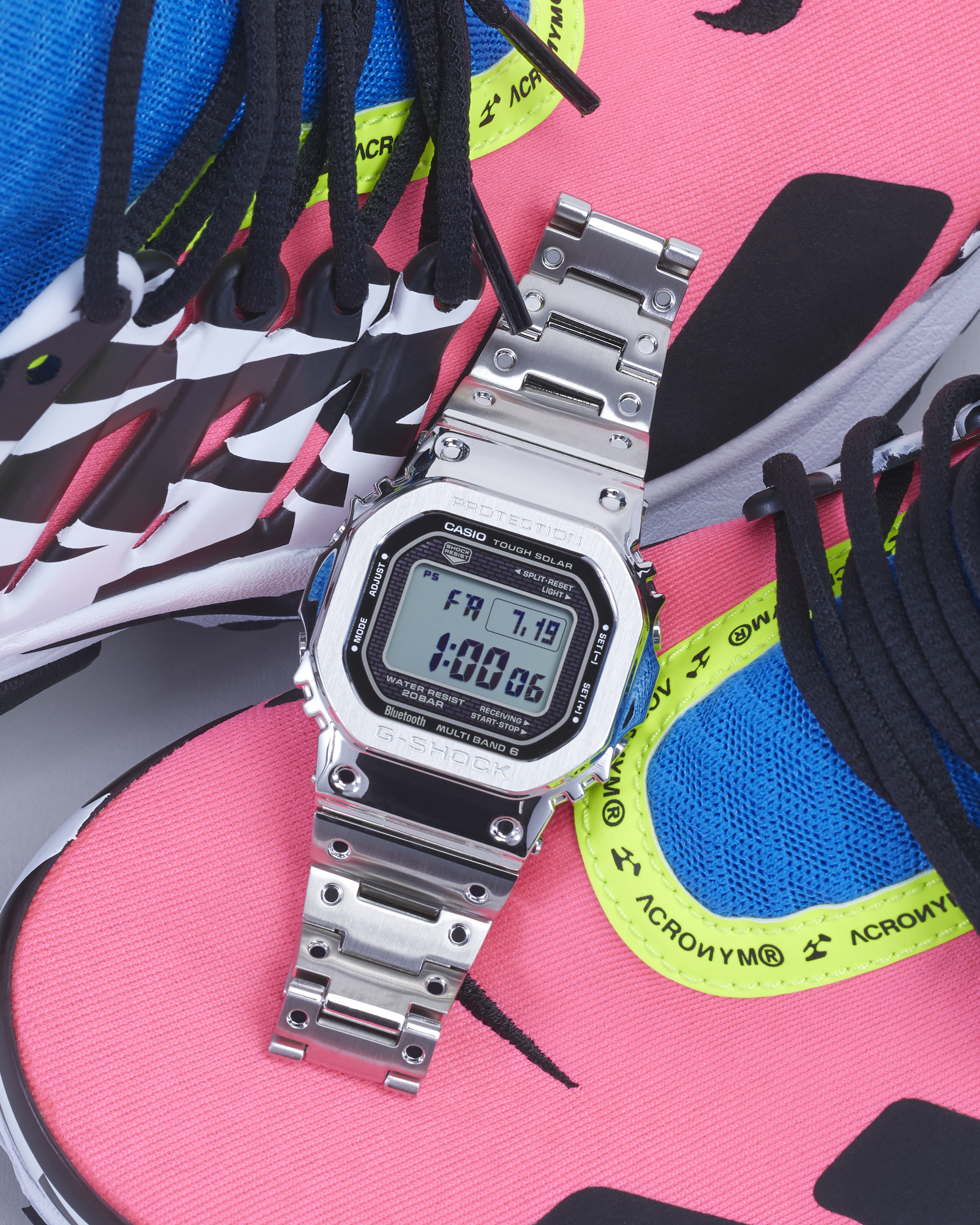 Fresh Set: What does G-Shock have to do
