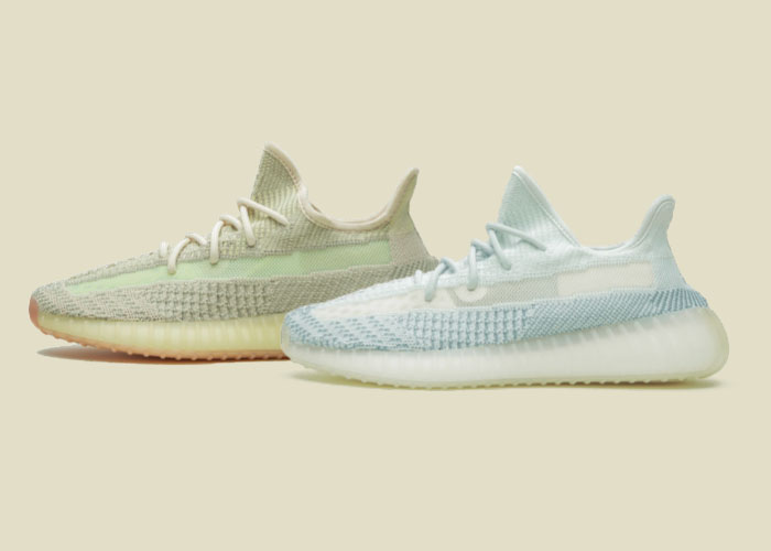 Buy to Win The Yeezy 350 Cloud White +