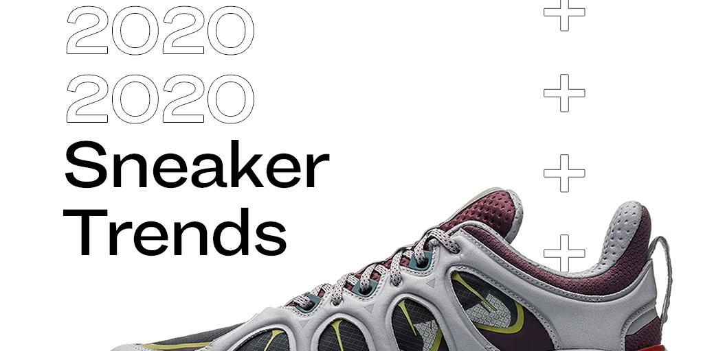 Sneaker Trends in 2020 - StockX News