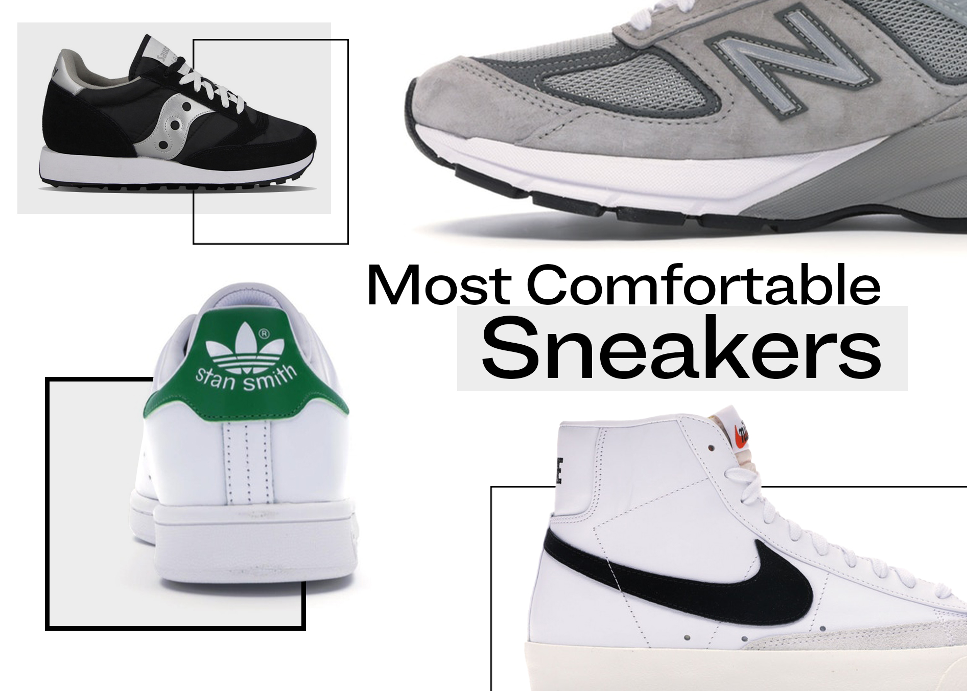 most comfortable sneakers ever