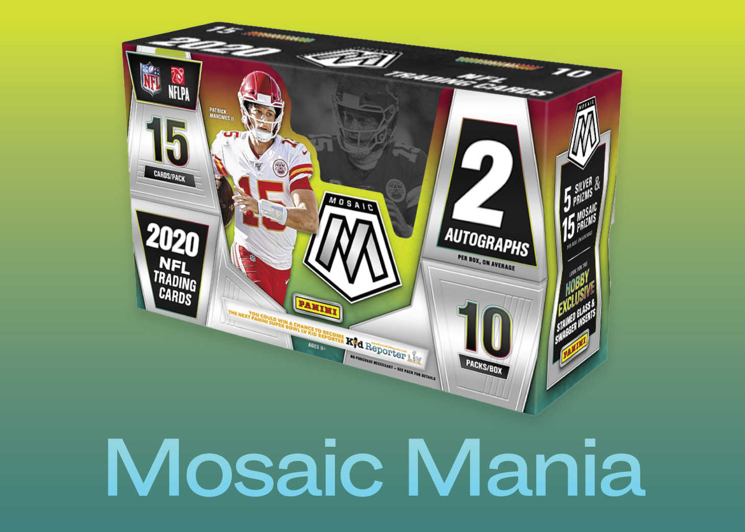2020 Panini Football Mosaic Boxes Official Guide Stockx News