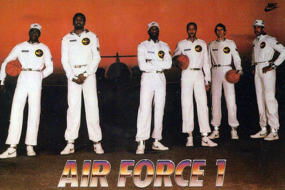 best air force 1s of all time ad
